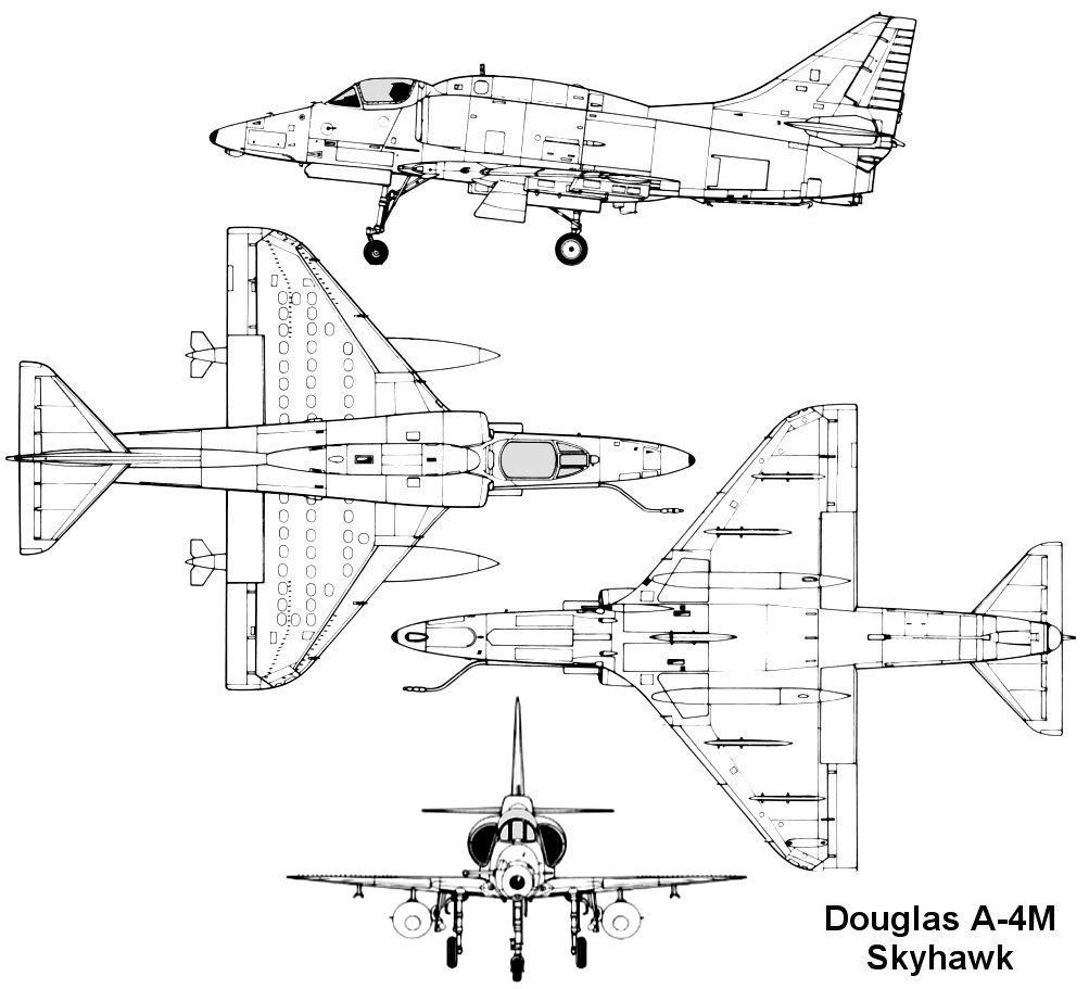 Httprichardferriereee3vuesdouglasa4mskyhawkg httprichardferriereee3vuesdouglasa4mskyhawkg vehicle blueprints pinterest aircraft planes and aviation malvernweather Gallery