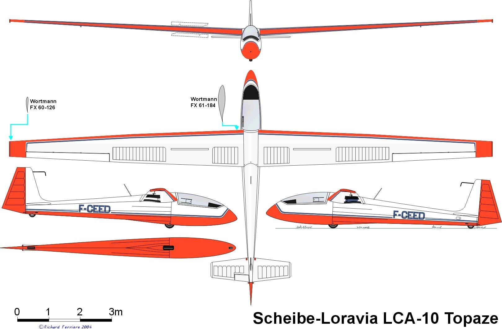 Topaz Aircraft