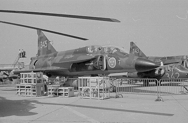 SAAB J-37 Viggen